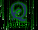 eQUEST in the Matrix