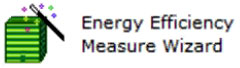 eQUEST Energy Efficiency Measure Wizard