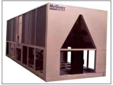 Chiller plant design energy models figure 27 mcquay air cooled screw chiller cheapraybanclubmaster Choice Image