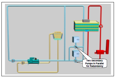 on water chiller piping schematic diagram